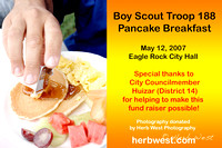 2007-05-12 Boy Scouts of America Pancake Breakfast