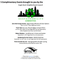 "2017-04-15 Eagle Rock Neighborhood Council ""Zero Net Energy Homes"" Event"