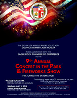 2018-07-01 9th Annual Eagle Rock Concert in the Park & Fireworks Show