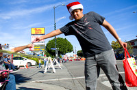 2013-12-01 Highlights: 69th North East LA Holiday Parade